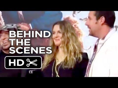 Blended Behind the Scenes - Berlin Premiere (2014) - Adam Sandler, Drew Barrymore Movie HD