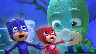 PJ Masks Deutsch Pyjamahelden ✨ Riesen-Gecko! ✨ Ganze Folgen | Cartoons für Kinder