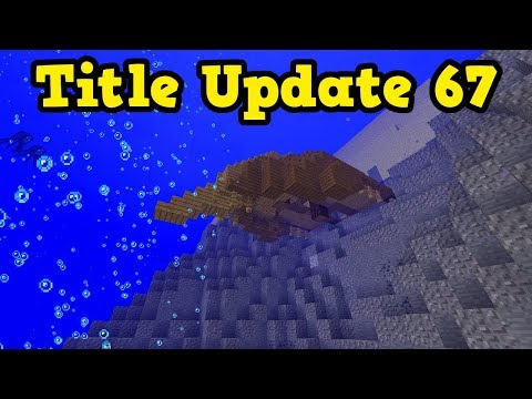 Minecraft Xbox 360 / PS4 - Title Update 67 - WHERE IS IT?
