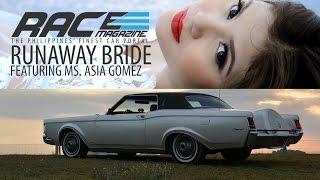 Race Magazine - Asia Gomez