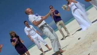 Свадьба в Доминикане на пляже