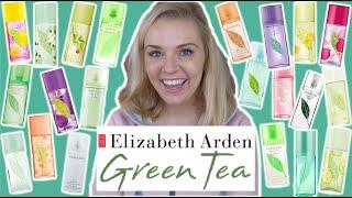ELIZABETH ARDEN GREEN TEA PERFUME RANGE | Soki London