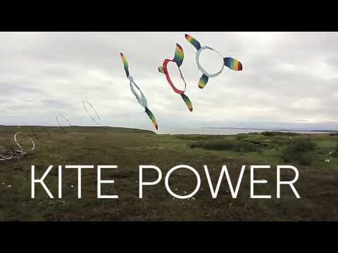 A Scottish Engineer's Quest to Design a Kite That Can Power the World