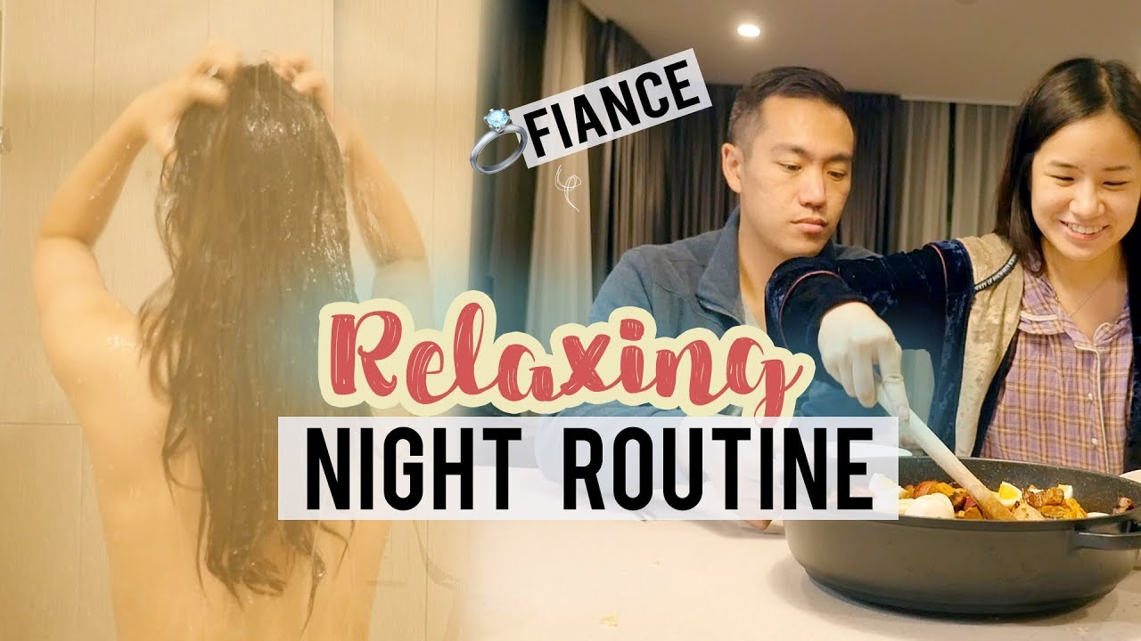 🌙 Lazy & Relaxing EVENING ROUTINE 🌙