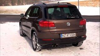 2015 VW Tiguan 2.0 TDI 4Motion (140 HP) Test Drive