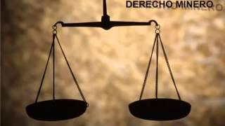 DERECHOS COMUNES DE LOS TITULARES DE CONCESIONES [DERECHO MINERO] - DR. MARTÍN BELAÚNDE MOREYRA