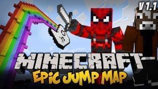 minecraft mandzio zabije cie epic jump map 1 1 w xmandzio 2