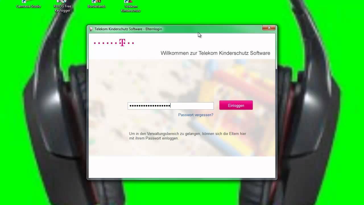 Telekom Kinderschutz Software