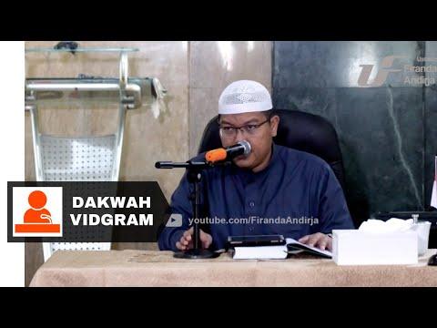Hukum Bersalaman Setelah Shalat | Ustadz Dr. Firanda Andirja, MA