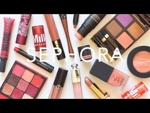 Sephora VIB Sale | USA Makeup Haul thumbnail