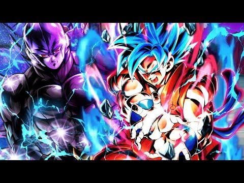 Hit & SSBKK Goku DESTROYING THE META! | Dragon Ball Legends