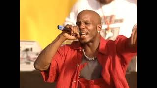 DMX - For My Dogs / My Niggas - 7/23/1999 - Woodstock 99 East Stage