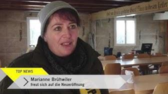 Neustart des Restaurant Sternen in Sternenberg (TELE TOP)