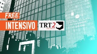 aula gratuita intensivo trt 2ª região luiz rezende adm geral pública alfacon