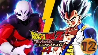 [FR] Dragon Ball Z budokai Tenkaichi 4 Episode 12 - VEGETA ULTRA INSTINCT VS JIREN | Francais