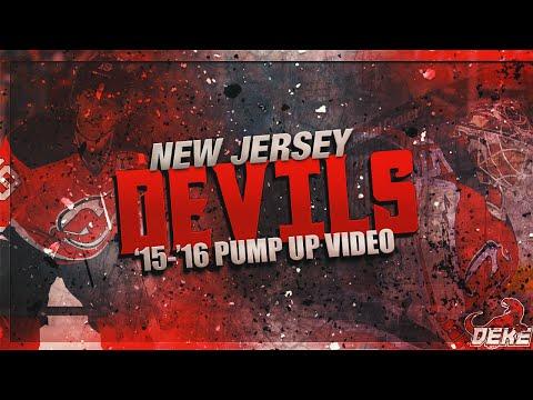 New Jersey Devils 2015-2016 Season Pump Up (HD)