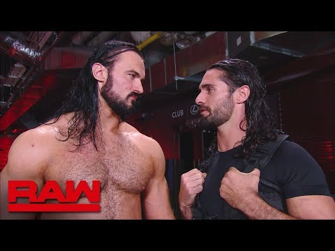 Seth Rollins claims that Dolph Ziggler is using Drew McIntyre: Raw, Sept. 24, 2018