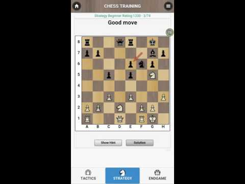 Chess Training Free Mobile App