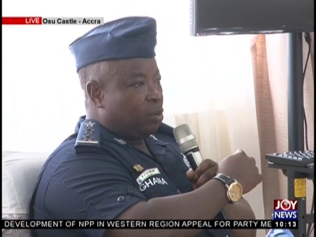 A.W.W Violence: SWAT Unit Commander At National Security Gives Testimony - JoyNews (18-2-19)