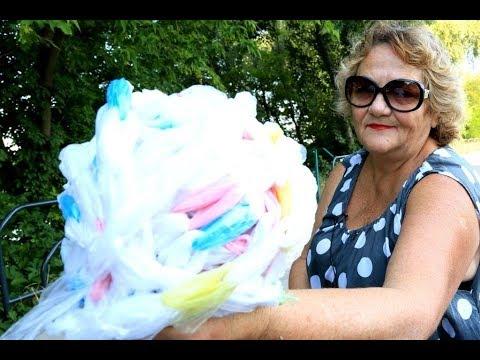 Коллекция лайфхаков с мусорным пластиком
