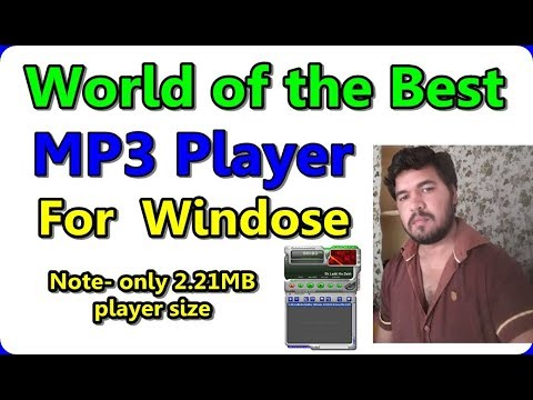 Windows-world Of The Best Mp3 Player-QCD In Hindi/Urdu