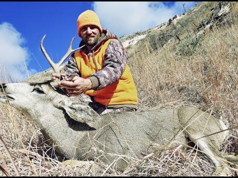 Nebraska Pine Ridge Deer Hunt 2018