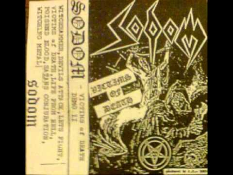 Sodom - Victims of Death (Full Tape, 1984)