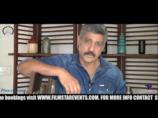 Actor Sampath Raj invites all for MAA Silver Jubilee Celebrations Event 2018 - Dallas | DesiplazaTV