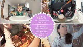 Snowboardunfall |Erster GoPro-Test | Unser Kindergarten |Etepetete-Box |Kathis Daily Life