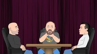 An Eddie & Alex Moment - JRE Toons
