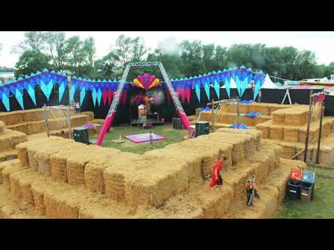 The Secret Garden Party (SGP) 2013 - Time-lapse By Regenology
