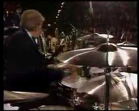 Buddy Rich Drum Solo