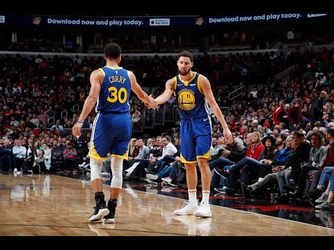 Warriors Set Franchise Record 10 Threes, NBA Record 51 Points In First Quarter