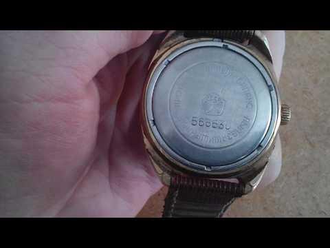 Лучшие часы до 10$.слава сделано в СССР.