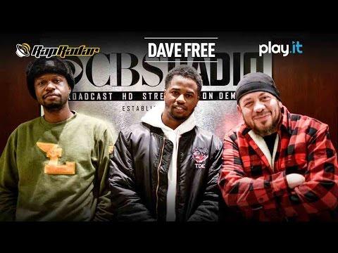 Dave Free (Full) - Rap Radar Podcast