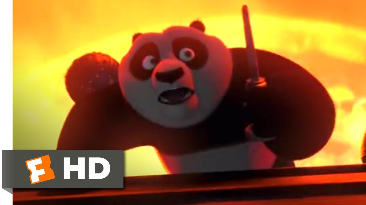 Download Kung Fu Panda 2 (2011) - Cannonball Factory Scene (7/10) | Movieclips