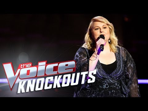 Lyn Bowtell performs Let It Be | The Voice Australia 2017