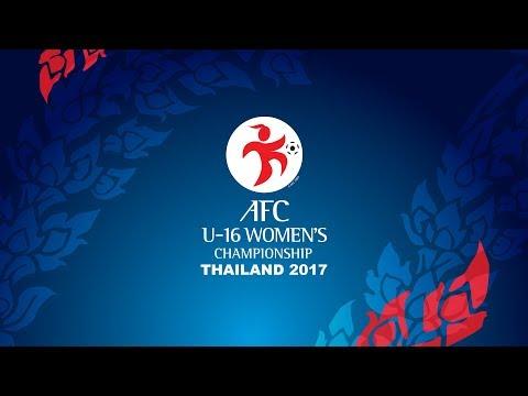 AFC U-16 Women's Championship Thailand 2017: Final highlights