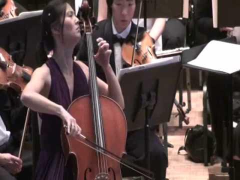 Sophie Shao: Elgar Cello Concerto in E Minor, Op. 85, Mvmt 1 & 2