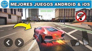 TOP Mejores JUEGOS ANDROID & iOS Sin Internet, Multijugador Que Debes Probar [#8] | SaicoTech