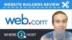 Web.com's Website Builder Review 2017