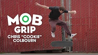 """Grip It & Rip It with Chris """"Cookie"""" Colbourn"""