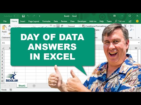 Answers to Day Of Data Space Trivia Questions