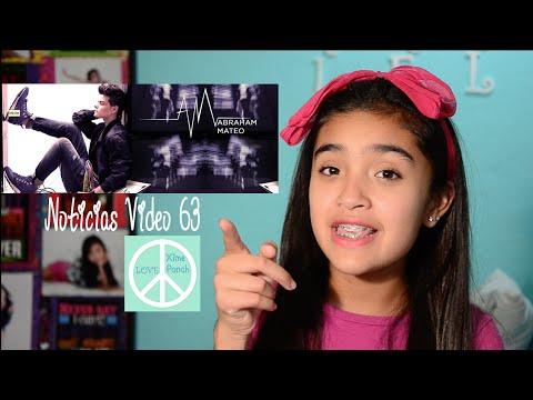Noticias: ABRAHAM MATEO Video 63 Xime Ponch