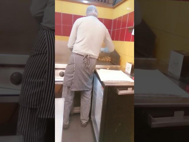 Hamburger Lebanese-Гамбургер по Ливанский