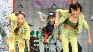 Throwback:  2013 World Reggae Dance Championship Winner- YALLOW YELLOW