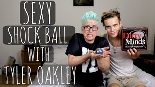 Sexy Shock Ball With Tyler Oakley | ThatcherJoe