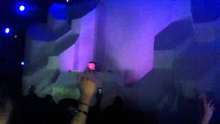 Skrillex Live at Liverpool - 14th February 2012 - Avicii Levels (Skrillex Remix)