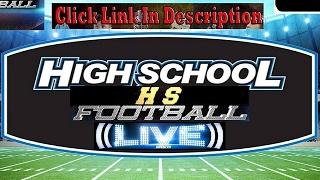 WWSSC (CO-OP) vs Chamberlain - High School Football 2019 Live Stream