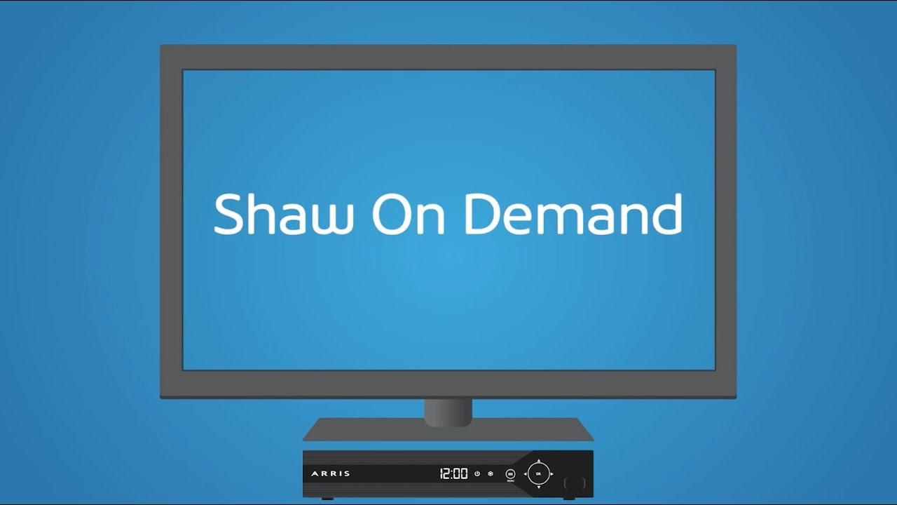 Troubleshooting Shaw On Demand Errors